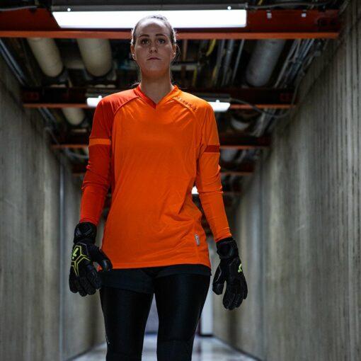 Goal keeper jersey