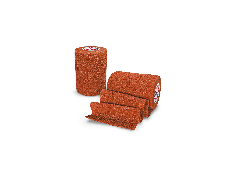 Premier Sock Tape 7.5cm Pro Wrap Amber
