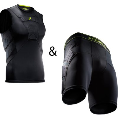 Storelli Sleeveless Top and Baselayer Slider