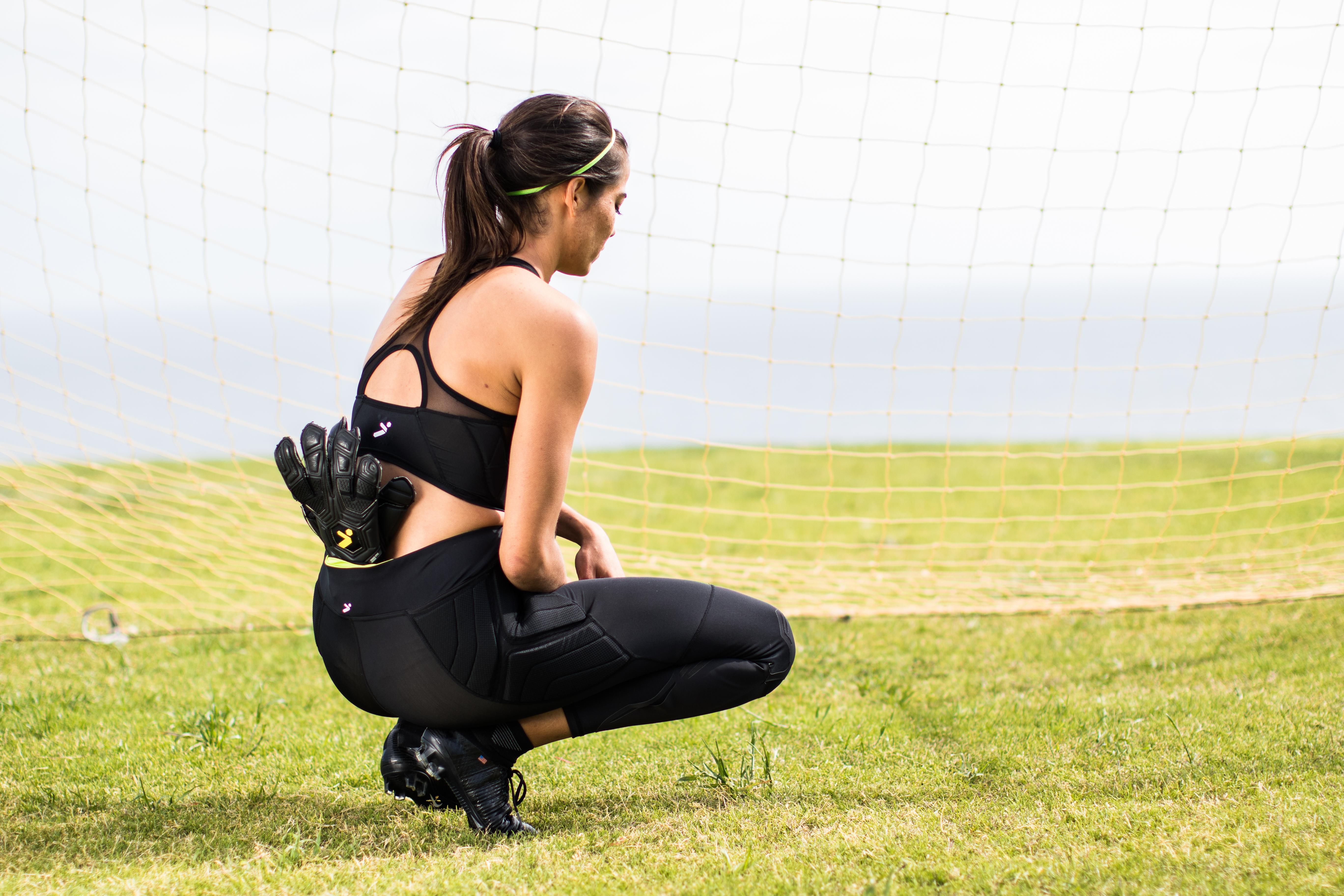 Storelli Womens Goalkeeper Leggings