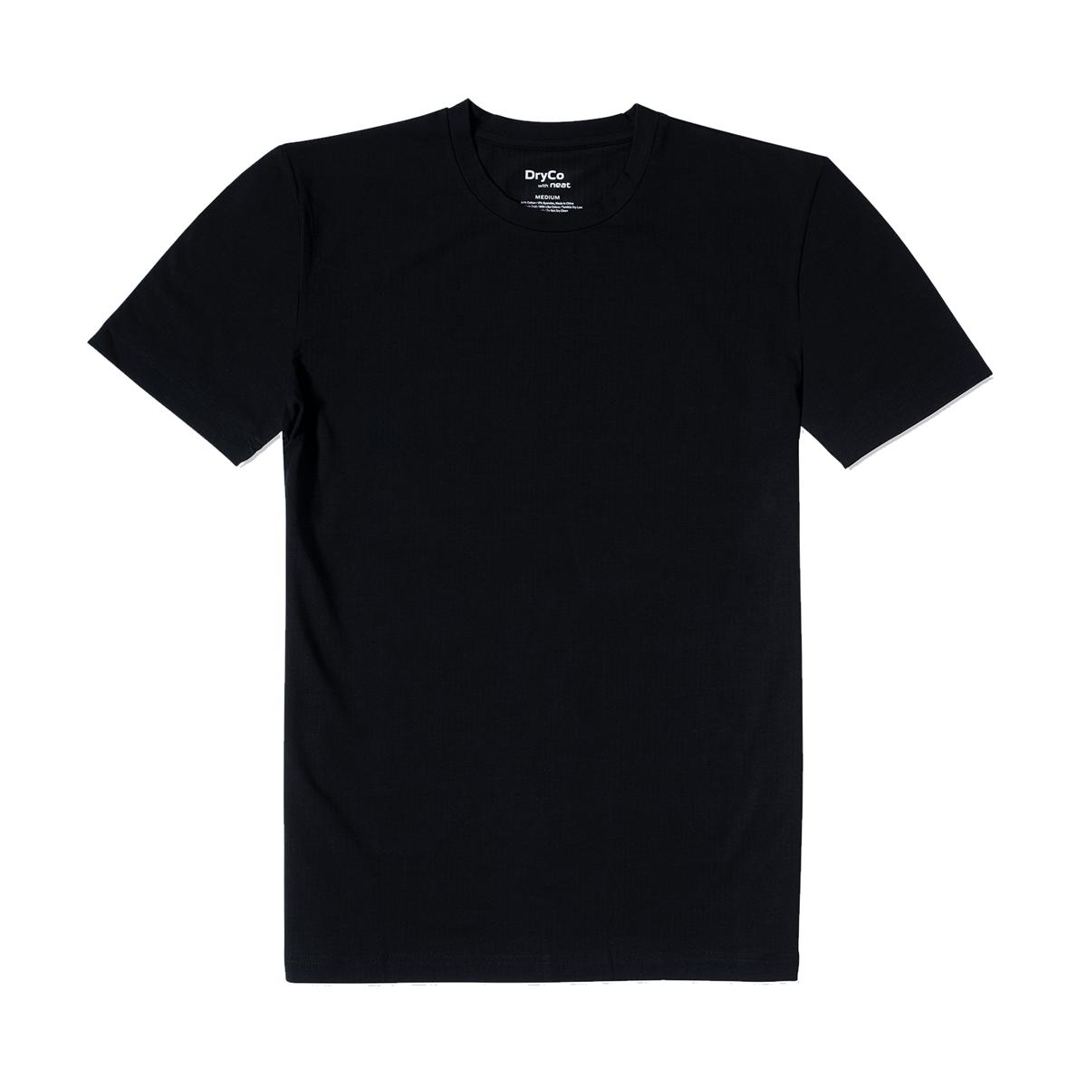 sweat hiding t-shirt