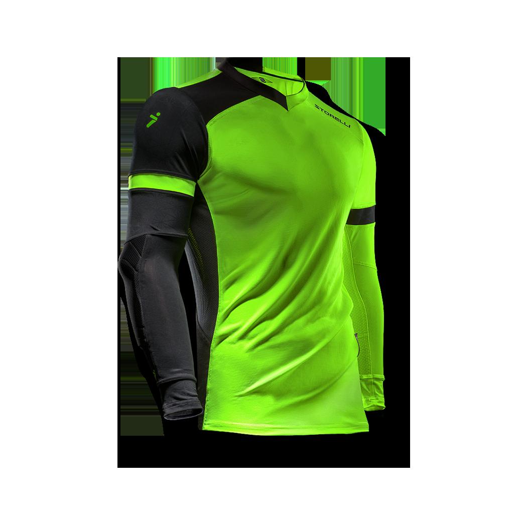 Storelli Goalkeeper Jersey - Kepa Green