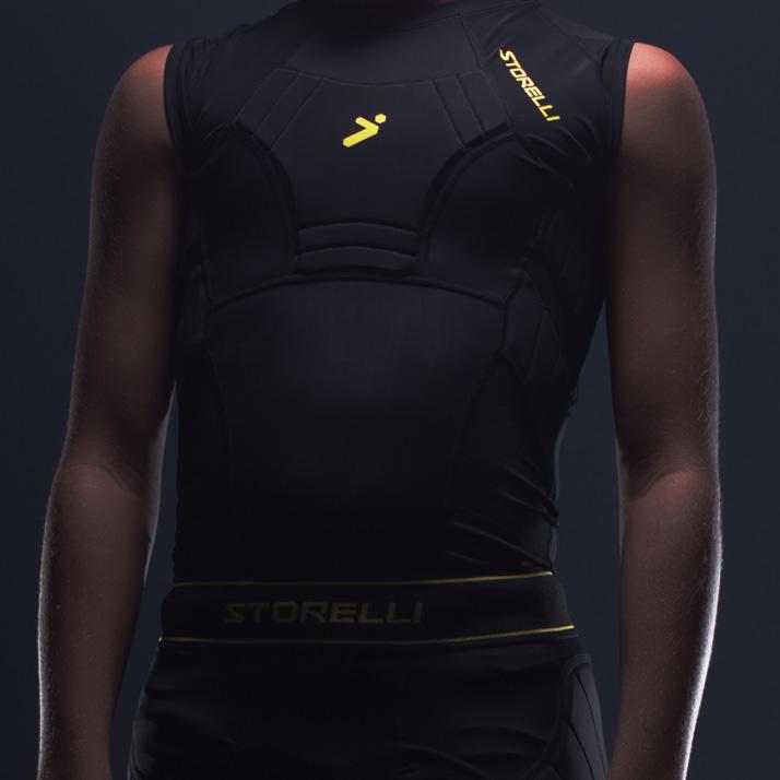 18aad95c3d1 BodyShield Sleeveless FieldPlayer Shirt - Last Line Sports Australia